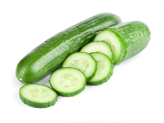 Petes organic komkommer - De komkommers ...